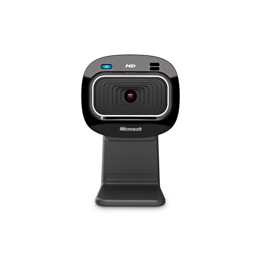 5 Best Webcams for 2020: Microsoft LifeCam HD-3000