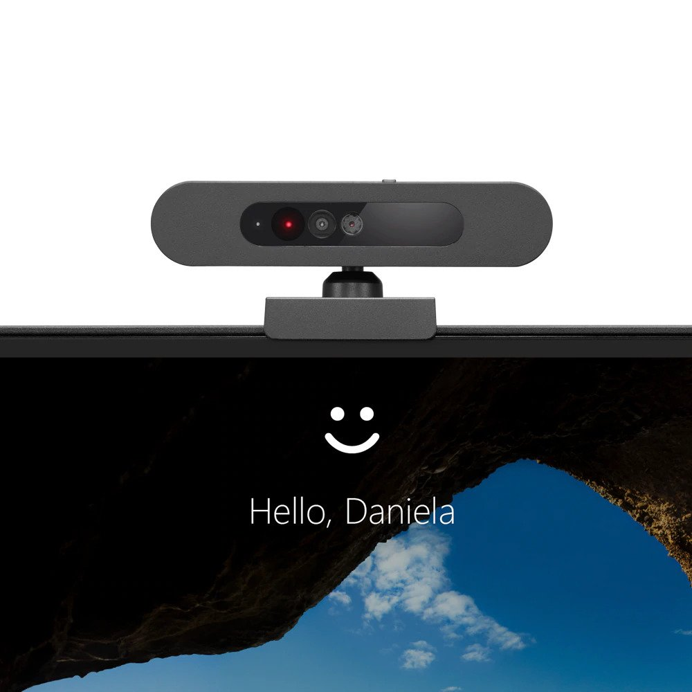 5 Best Webcams for 2020: Lenovo 500 FHD Webcam