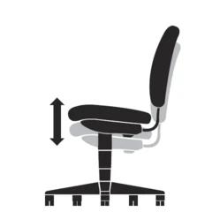 Ergonomic Computer Desk Setup: Chair Height